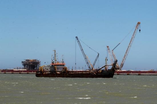 porto do açu 2016